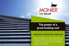 Monier SolarTile by CSR Bricks and Roofing