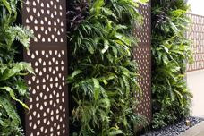 VersiWall green wall from KHD