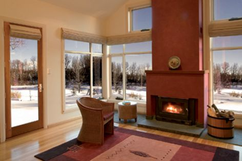 Thermashield windows and doors & available in single-glazed, doubled-glazed and low-e glass options.