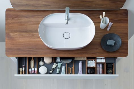 Luv series from Duravit