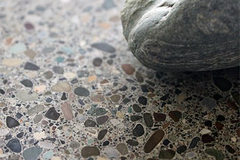 Fibonacci Stone surfaces are inspired by the beauty and perfection of the famous Fibonacci sequence.