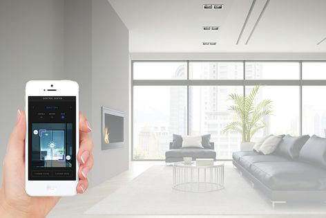 Vertilux Smart Home Automation Systems are designed to be simple and functional.