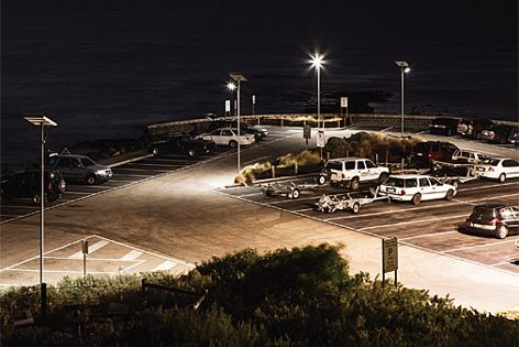 Alpha series LED lights installed at Black Rock Yacht Club, Victoria.