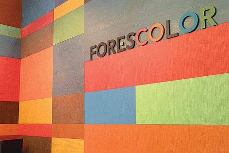 Forescolor Coloured MDF from Porta
