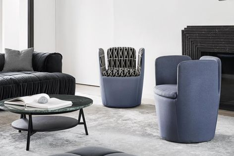 Arflex products will be available in Australia from Space Furniture from 1 July 2020.