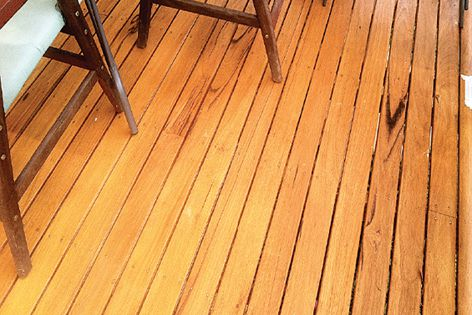 Mountain Ash hardwood timber is non-corrosive and provides protection from termites and fungal decay