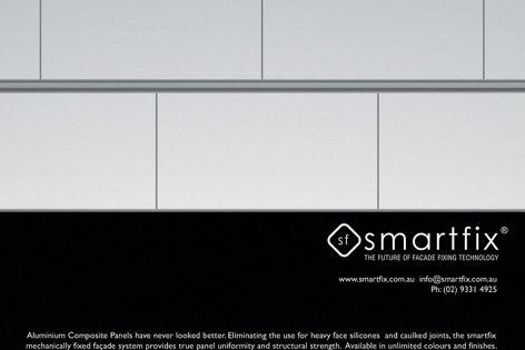 Smartfix facade-fixing technology
