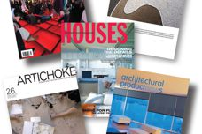 Architecture Media titles for architects and designers