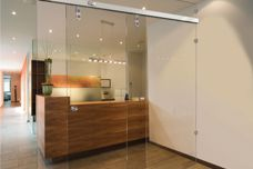 Luxury Contur automatic sliding doors