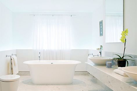 Beautiful bathrooms will stay beautiful with the right waterproofing and linings.
