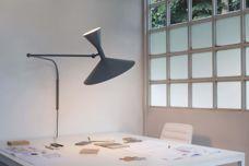 Le Corbusier's Lampe De Marseille lamp