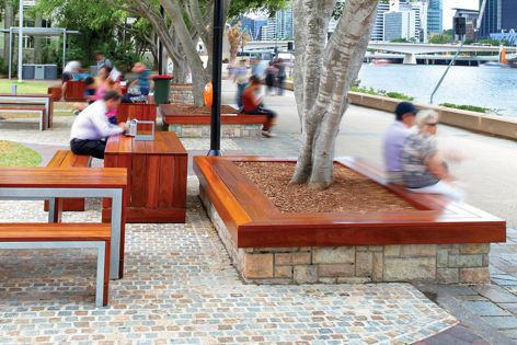 Town & Park has the knowledge and experience to transform any urban space.