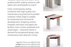 Urban Edge outdoor furniture