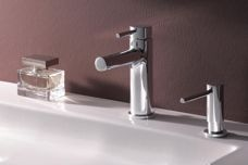 Twinplus tapware with understated elegance