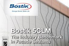 5CLM facade sealant from Bostik
