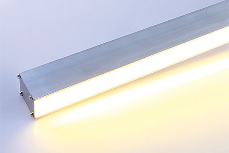 The Superlight Superbeam SL8550 Linear LED is ideal for high-output linear lighting solutions.