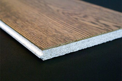 Tectonic flooring systems – heat and moisture resistant; have impressive sound-reducing properties.