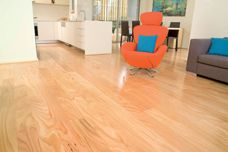 Blonde Armourfloor timber flooring
