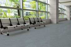 Commercial Rubber Flooring by Regupol