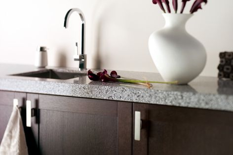CaesarStone is a responsible choice for design professionals committed to sustainability.
