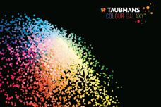 Colour Galaxy online tool from Taubmans
