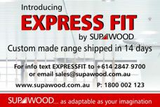 Express Fit by Supawood