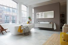 DuraSquare collection by Duravit