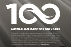 Lysaght – Australian made for 100 years