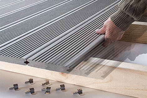 Ultra Design Composites decking