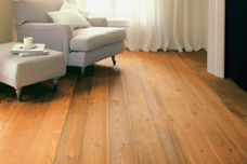 Wooden floors by Mafi