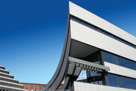 Superior's new non-ferrous wall cladding can help create outstanding architectural projects.