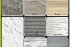 Stonini profilestone panels by Di Emme