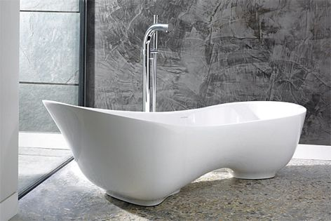 Cabrits bath by Victoria and Albert