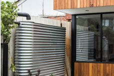 Steel water tanks by Kingspan