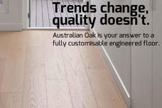 Australian Oak flooring from ASH