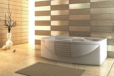 Permarock Cement Board Indoor from Knauf is suitable for applications such as bathrooms.