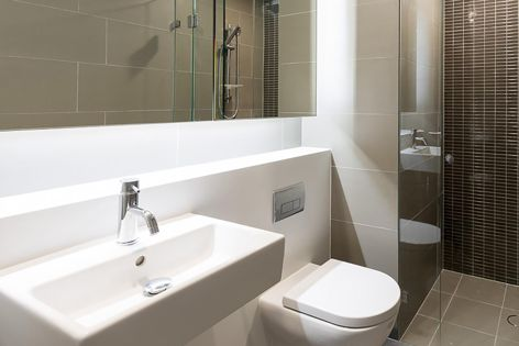 Geberit cisterns used in Sydney apartments