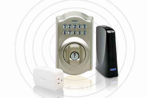 Schlage Link door locks for keyless entry