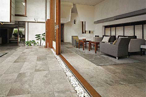 Velvet tiles are created using digital technology, ensuring no two tiles are the same.