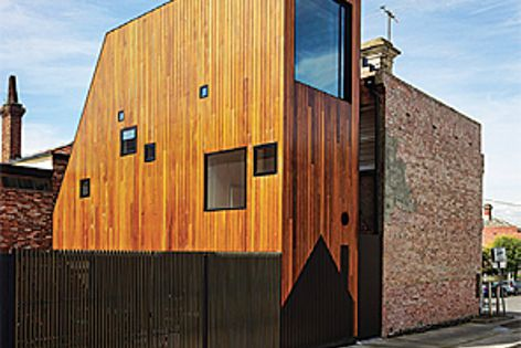House House by Andrew Maynard Architects. Photography: Peter Bennetts.