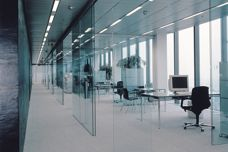 Eku-Porta 100 sliding door system from Häfele