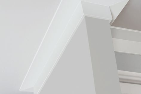 Linear cornice by Boral