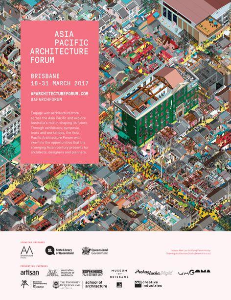 2017 Asia Pacific Architecture Forum