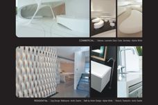 Gunnersen Hi-Macs acrylic surface