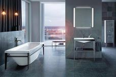 Viu and XViu collections by Duravit